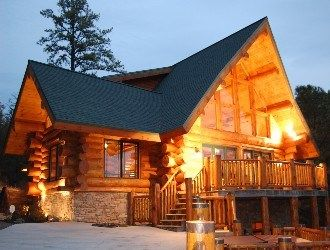About The Smokies - Beautiful newer cabins with secluded