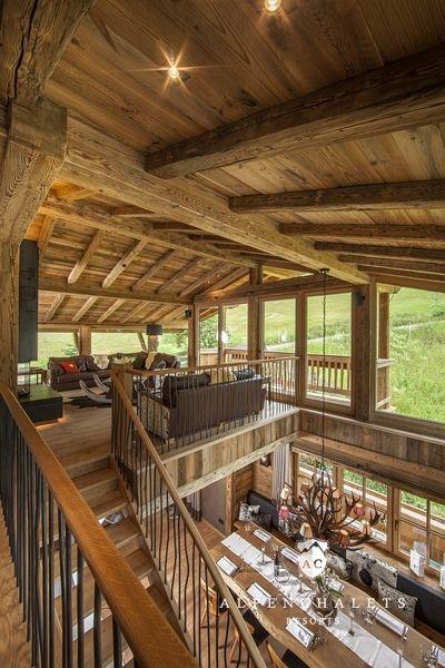 Chalet Kirchberg bei Kitzbühel - Hüttenurlaub in Kitzbüheler Alpen mieten - Alpen Chalets & Resorts #polebarns