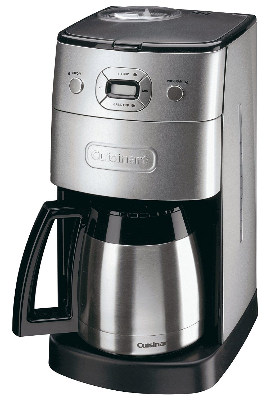 Cuisinart Dgb650bcu Grind And Brew Automatic Filter Coffee Maker Co Uk