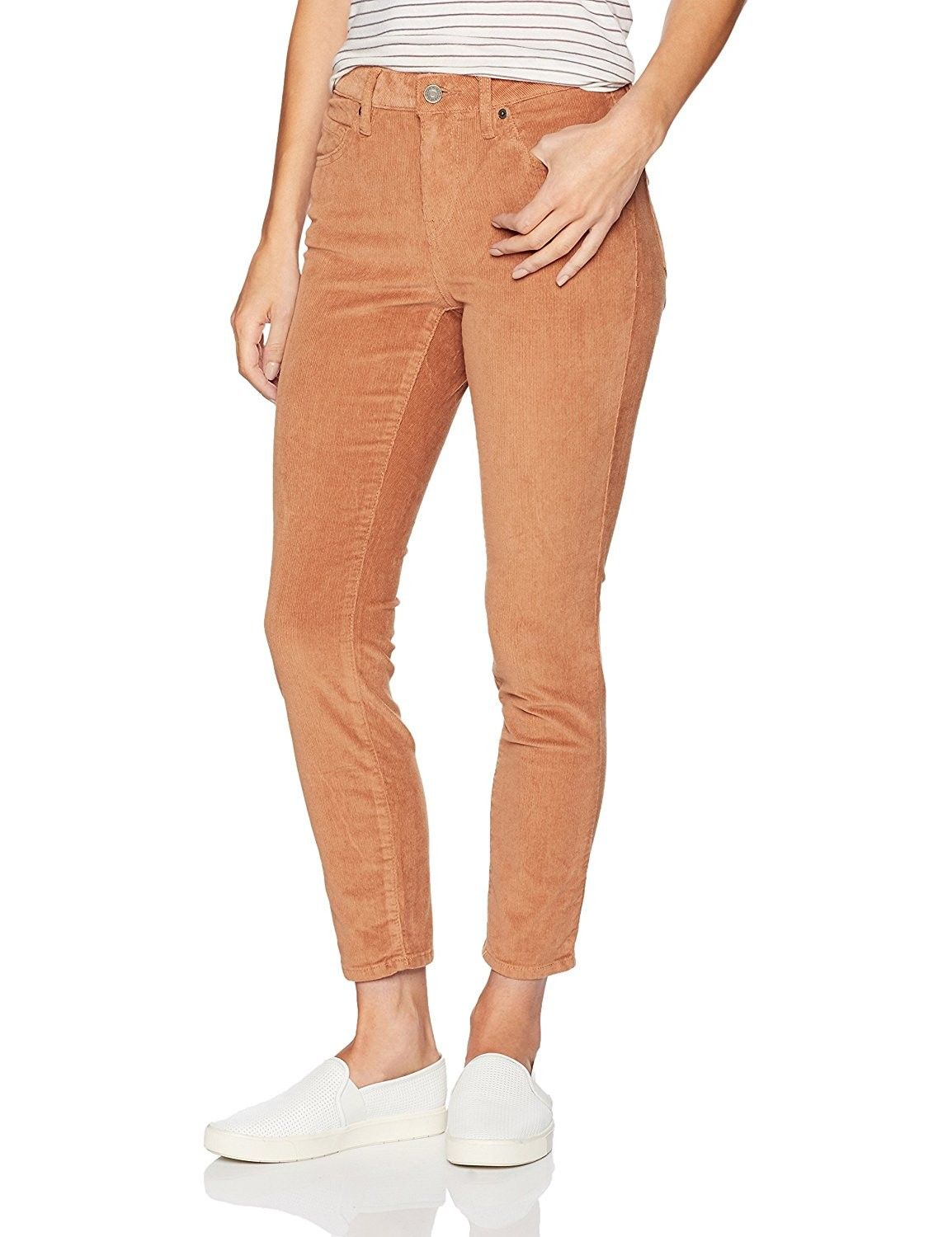 14662d78a08 Women s Super Stoned Skinny Fit Ankle Denim Pant - Coral ...