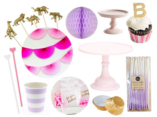 For Eclectic Party Kits Shop Sweet Lulu