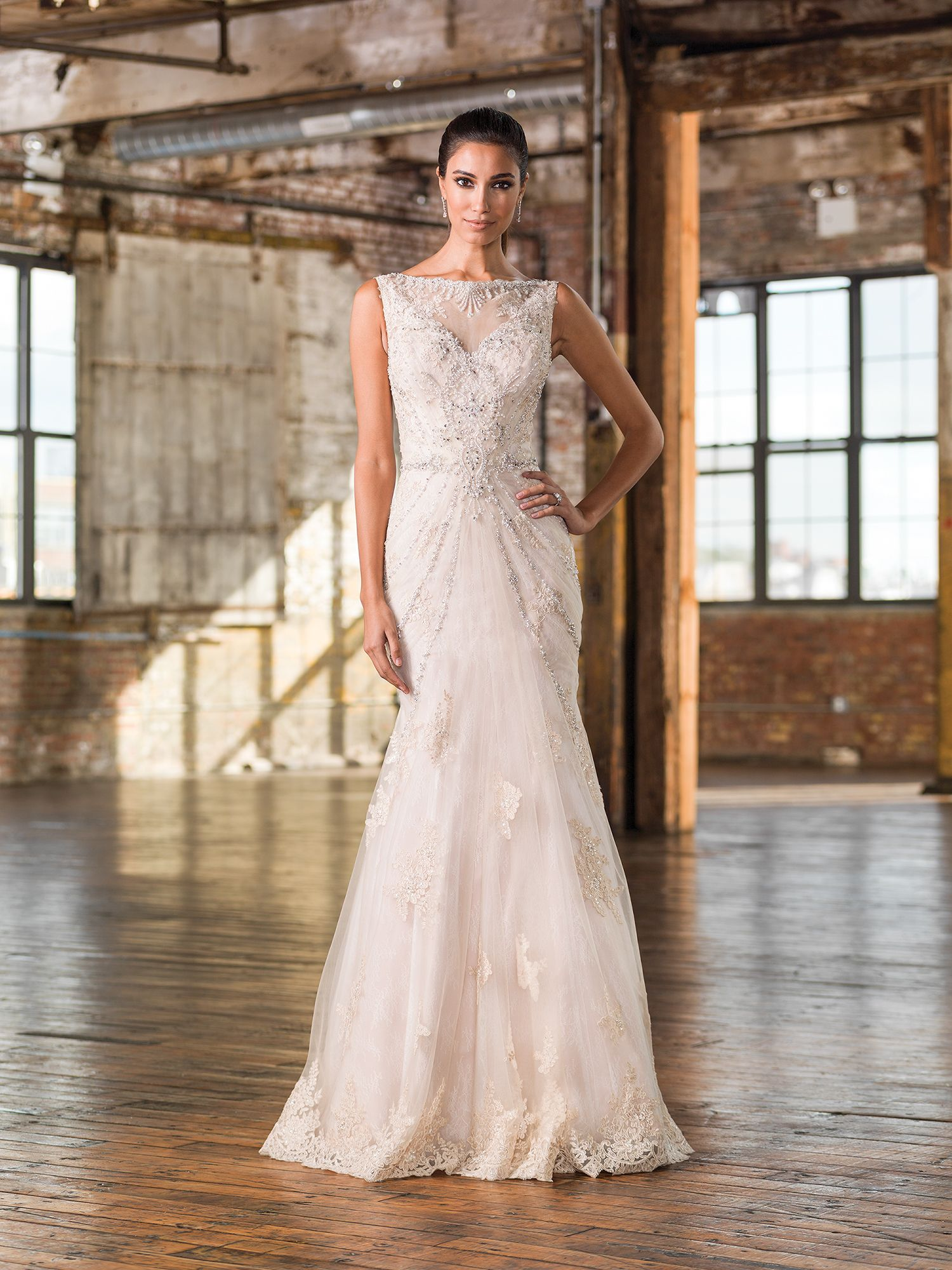 Justin alexander signature wedding dresses style bridal