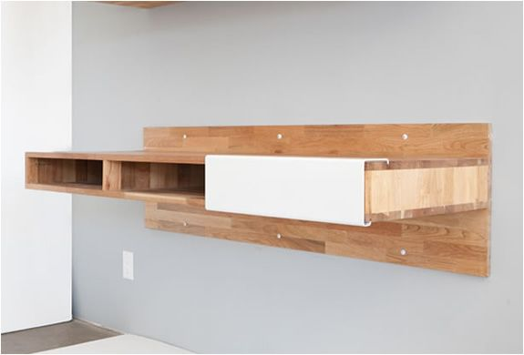 Wall Mounted Desk For Small Es