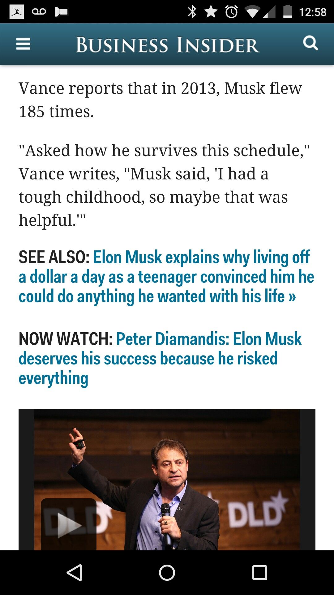 Elon Musk Flew 185 Times In 2013 Business Insider Time Management Tough