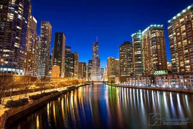 Pin By Africa Chavez On Chicago Skyline And More Pinterest - Custom vinyl stickers chicago