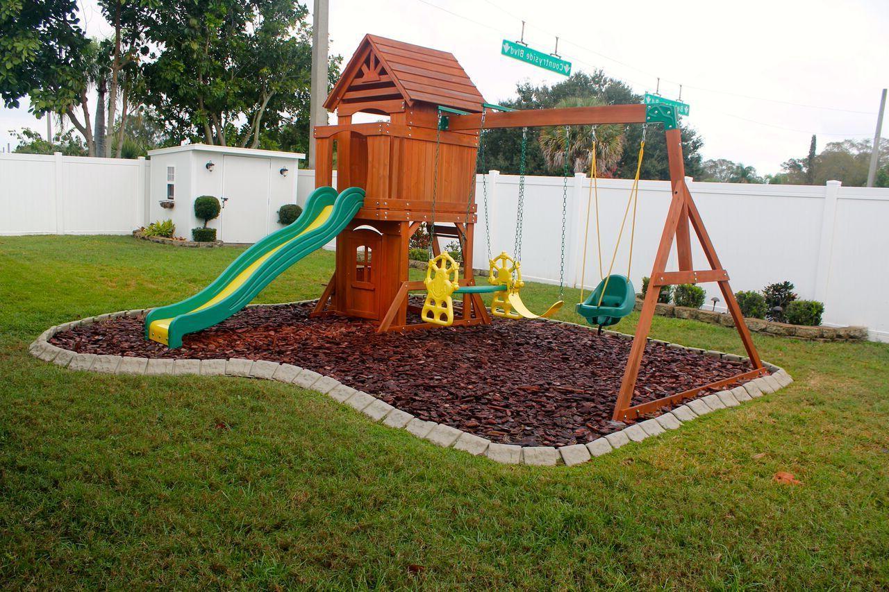 Concrete edging ideas coating finishes backyard