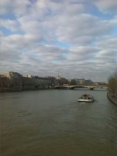 La Seine à Paris,