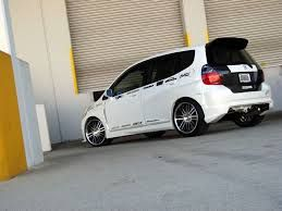 Honda Fit With Decals Google Search