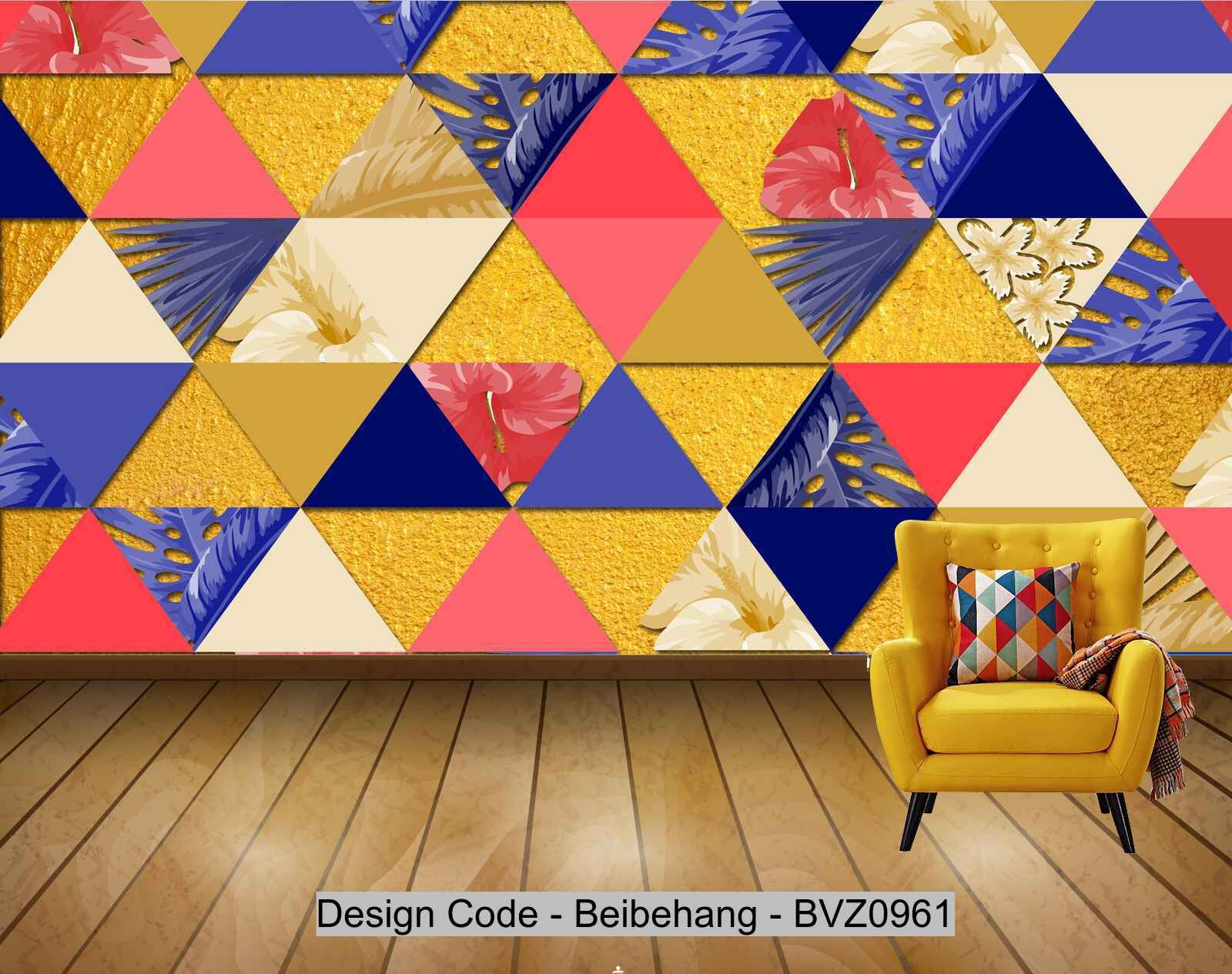 Pin on 3D Wallpapers for Hall