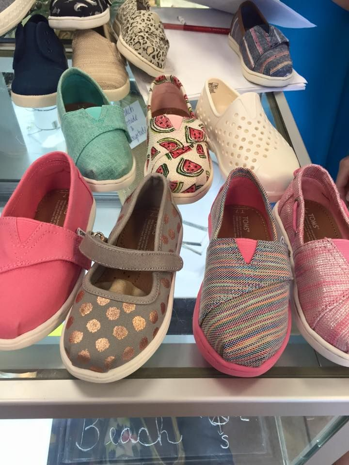 Toms Shoes At Gemini Boutique Broadway The Beach