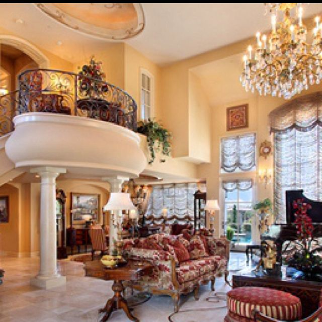 Not this style but love that little balcony.