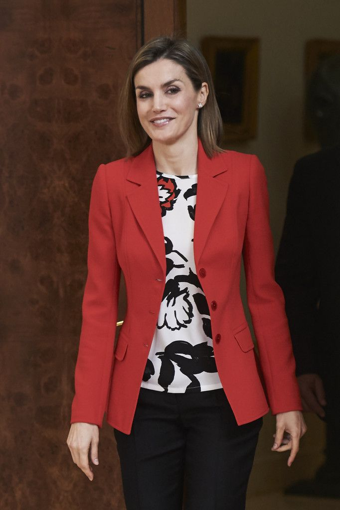 Pin By Yuansun On Amature Queen Letizia Royal Fashion Style