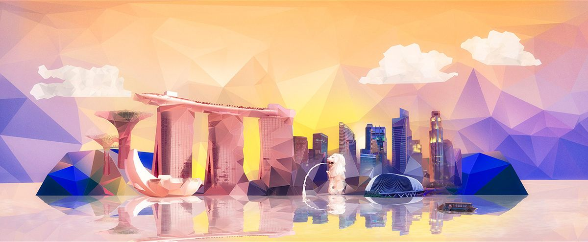 Adobe summit 2014 on behance with images city tumblr
