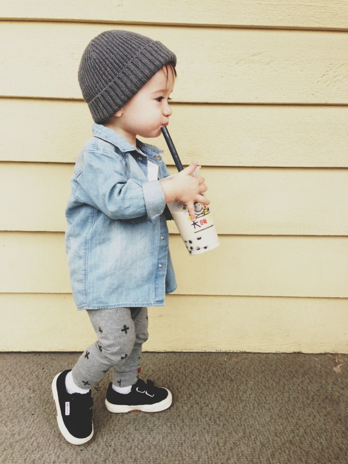 he's just too cute. | one day. | Toddler boy fashion, Cute ...