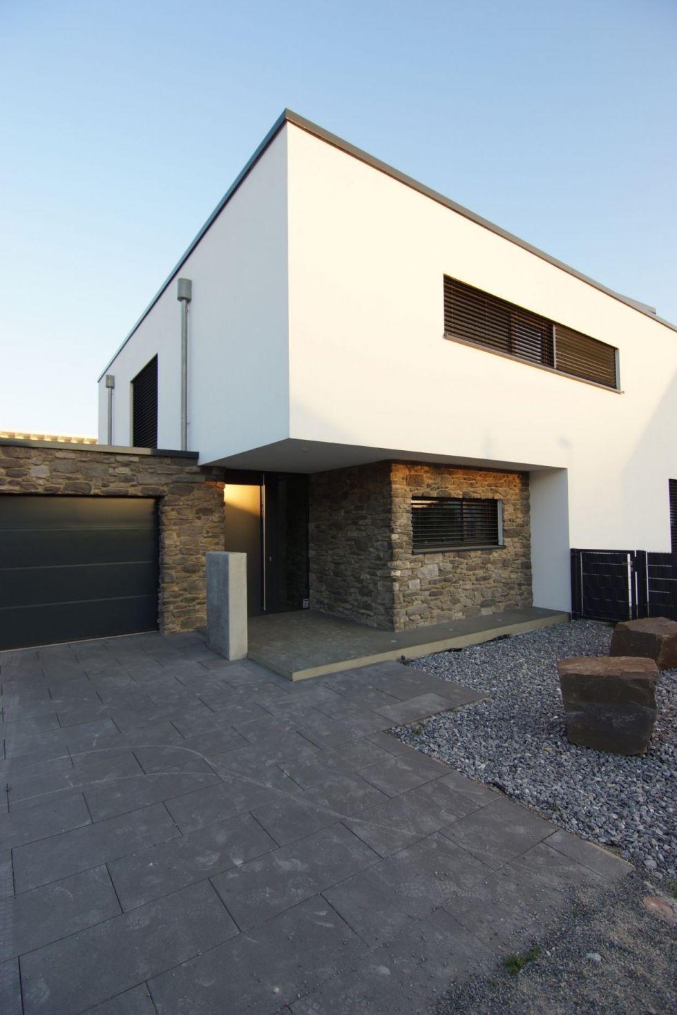 Hauspläne modern  Haus_pi - aprikari GmbH & Co. KG | Hauspläne | Pinterest | Haus ...