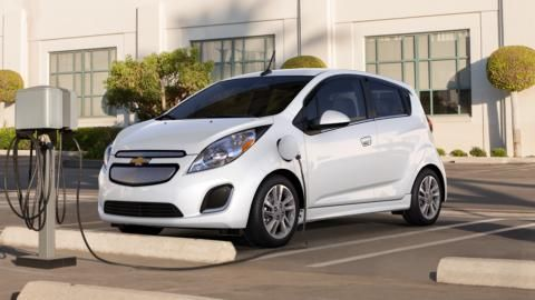 2014 Chevy Spark Ev Build Your Own Electric Vehicle Chevrolet