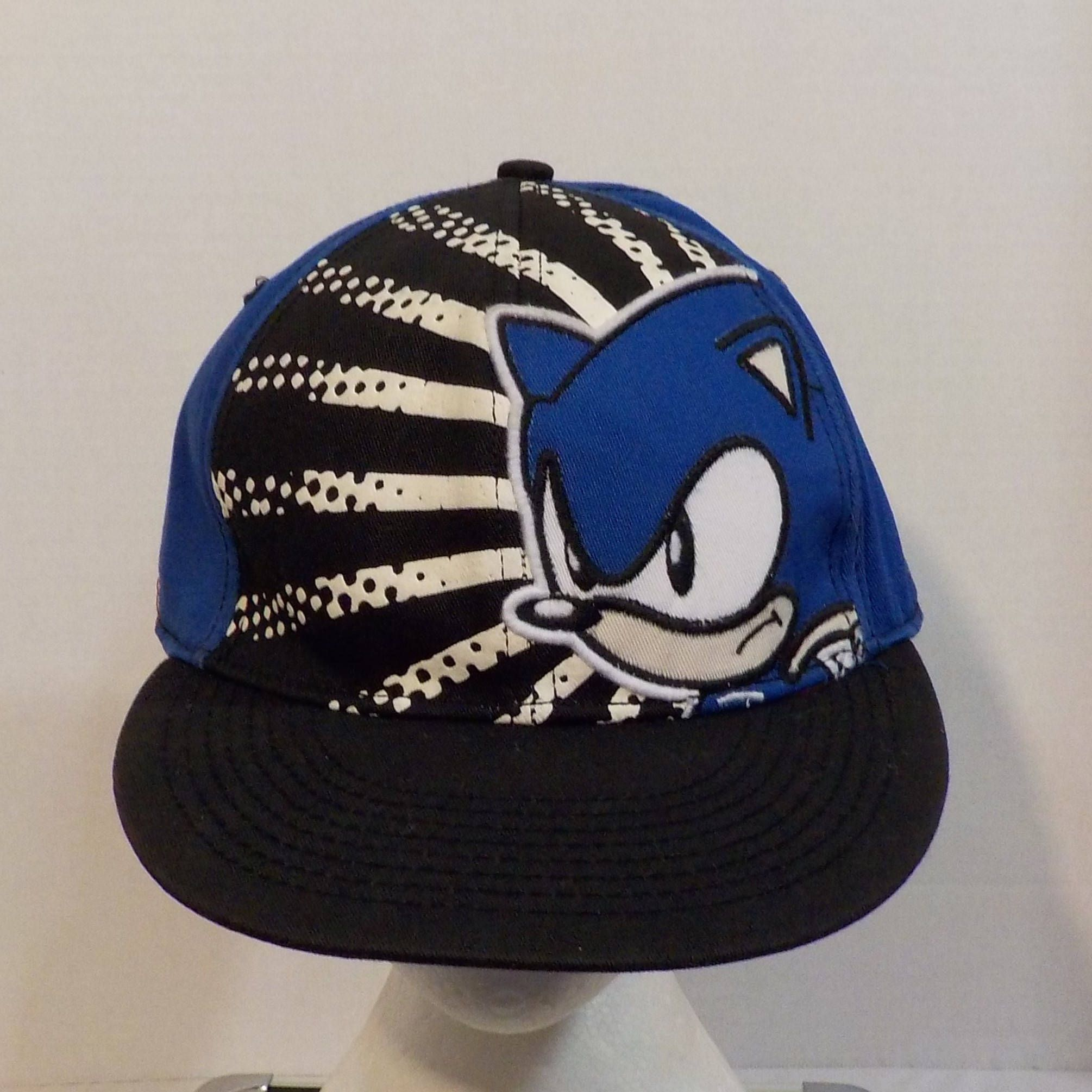 Sonic The Hedgehog Baseball Truckers Hat Cap Large by LouisandRileys on Etsy 047b84accf3c