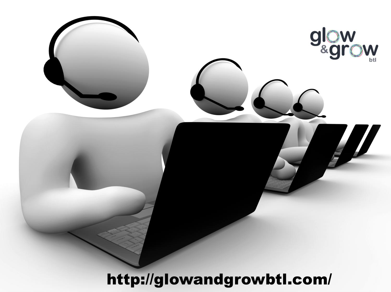 BTL GLOW& GROW te dice. ¿Qué utilidad tiene el marketing telefónico? El marketing telefónico se muestra útil en los casos en que el cliente potencial no desea recibir a ningún vendedor, cuando el desplazamiento hasta el cliente resulta muy costoso para la empresa o cuando se desea recoger información sobre los prospectos, antes de emprender las visitas de ventas.