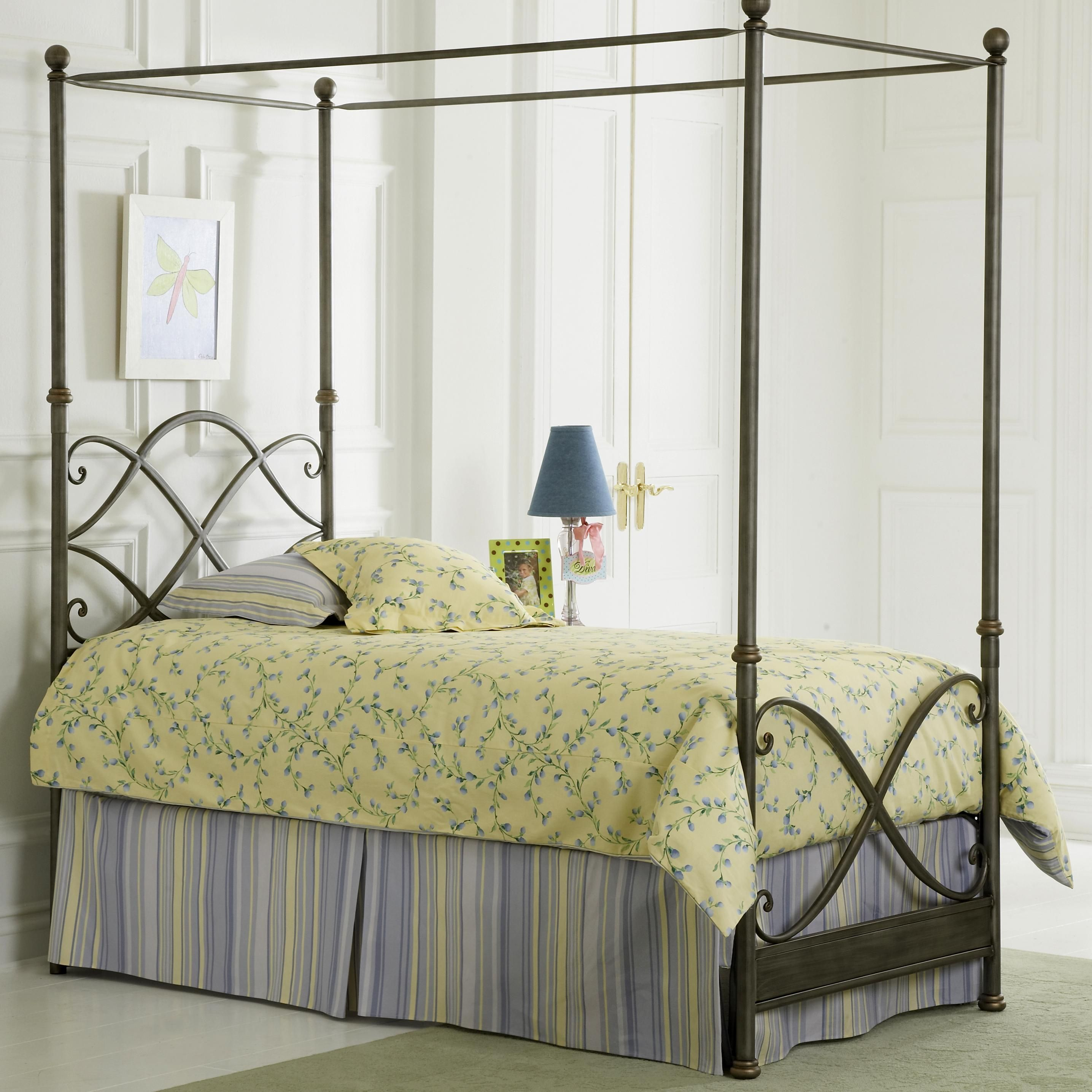 Best Metal Beds Twin Cutlass Canopy Bed By Largo This Would Be 400 x 300
