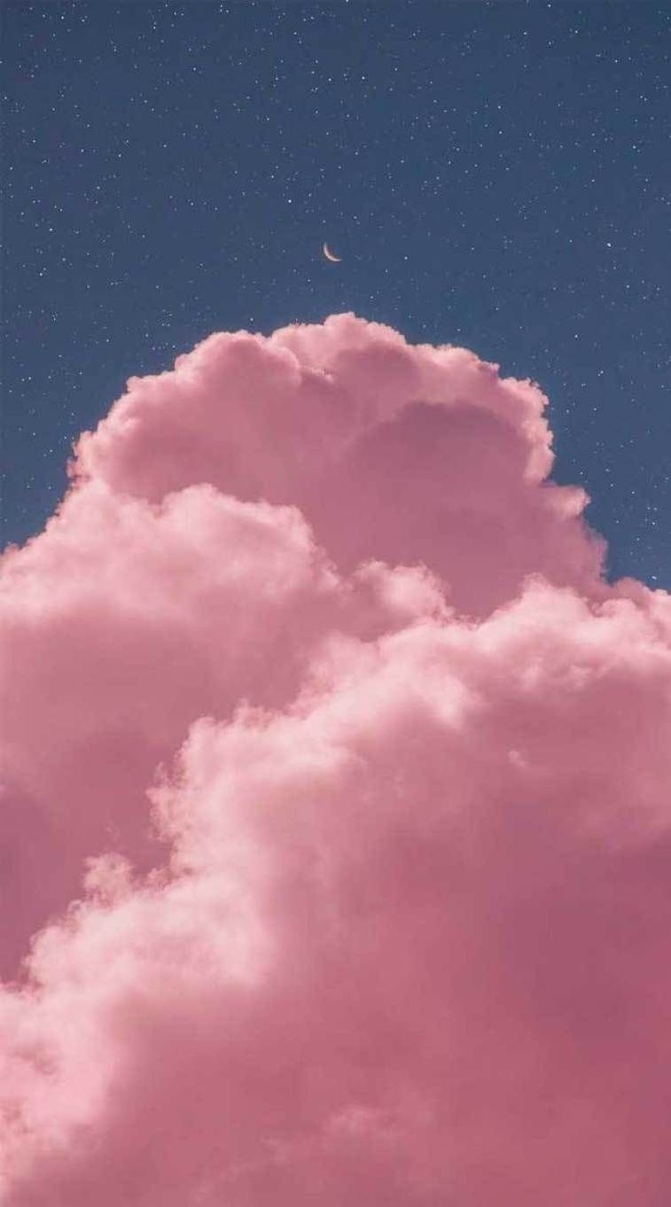 15 Beautiful Wonder Of The Sky For Iphone Wallpaper Pink Clouds