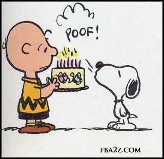 Happy Birthday Peanuts Facebook Images | Happy Birthday Peanuts Facebook  Comments