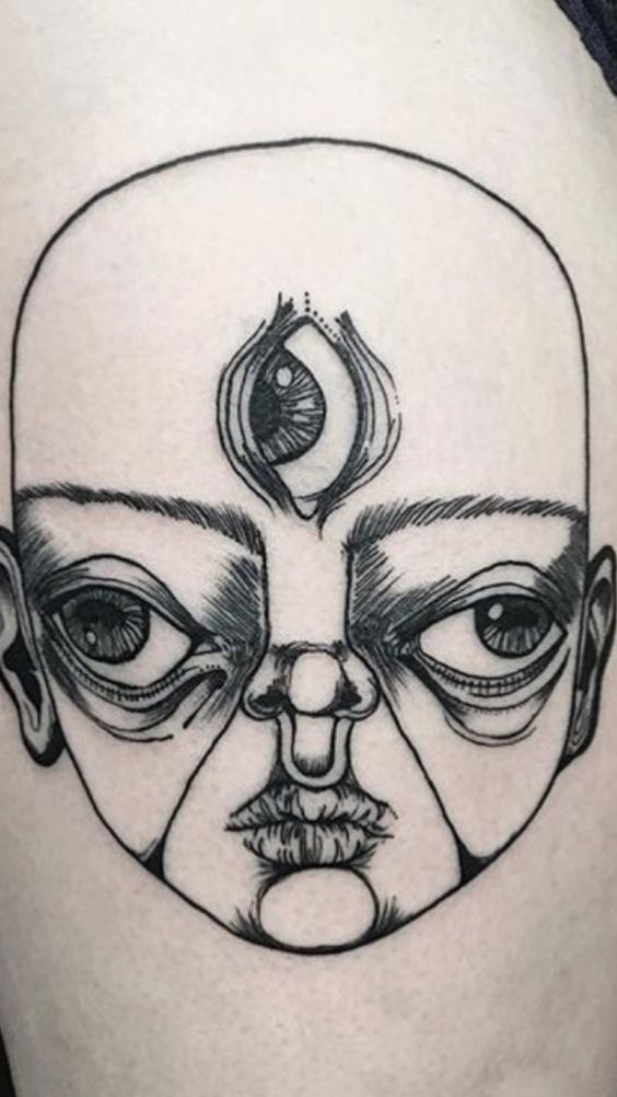 Photo of Top 105 Best Third Eye Tattoos – [2021 Inspiration Guide]