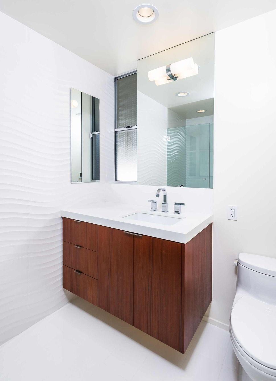 Skillful Midcentury Bathroom Design