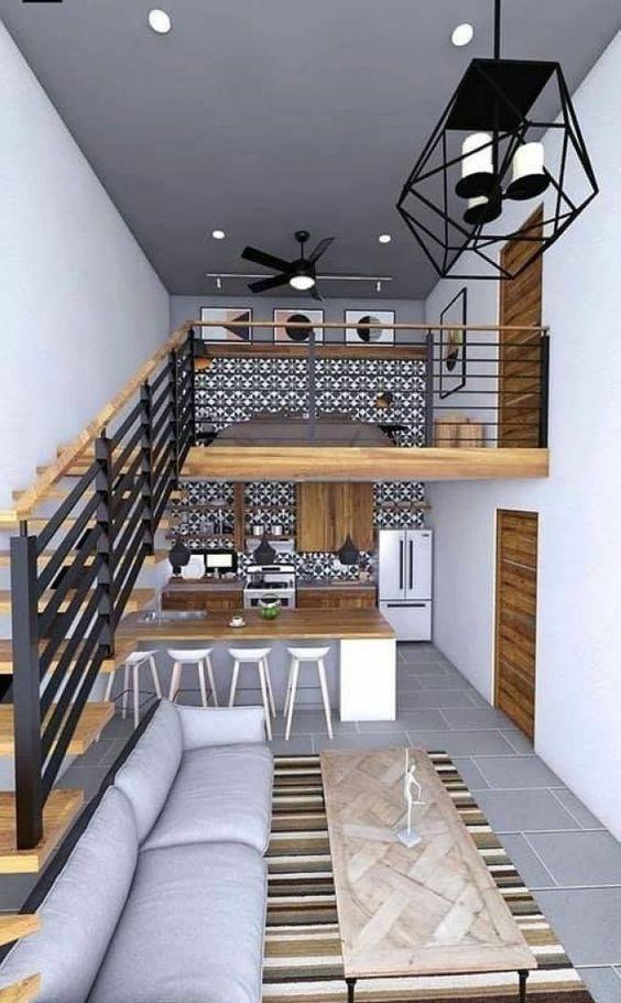 Smart Tiny House Loft Tips