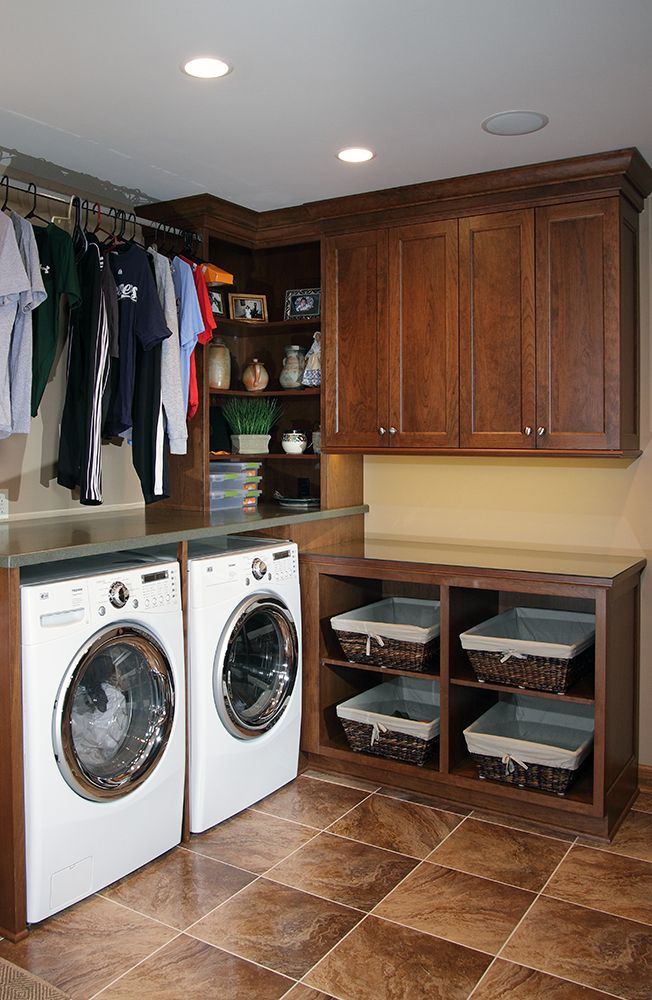 The Start Of The School Year Often Means More Laundry School Attire Uniforms After School Clothing Stay On Top Of All Of It Wit Laundry Room Laundry Room Design Laundry Room