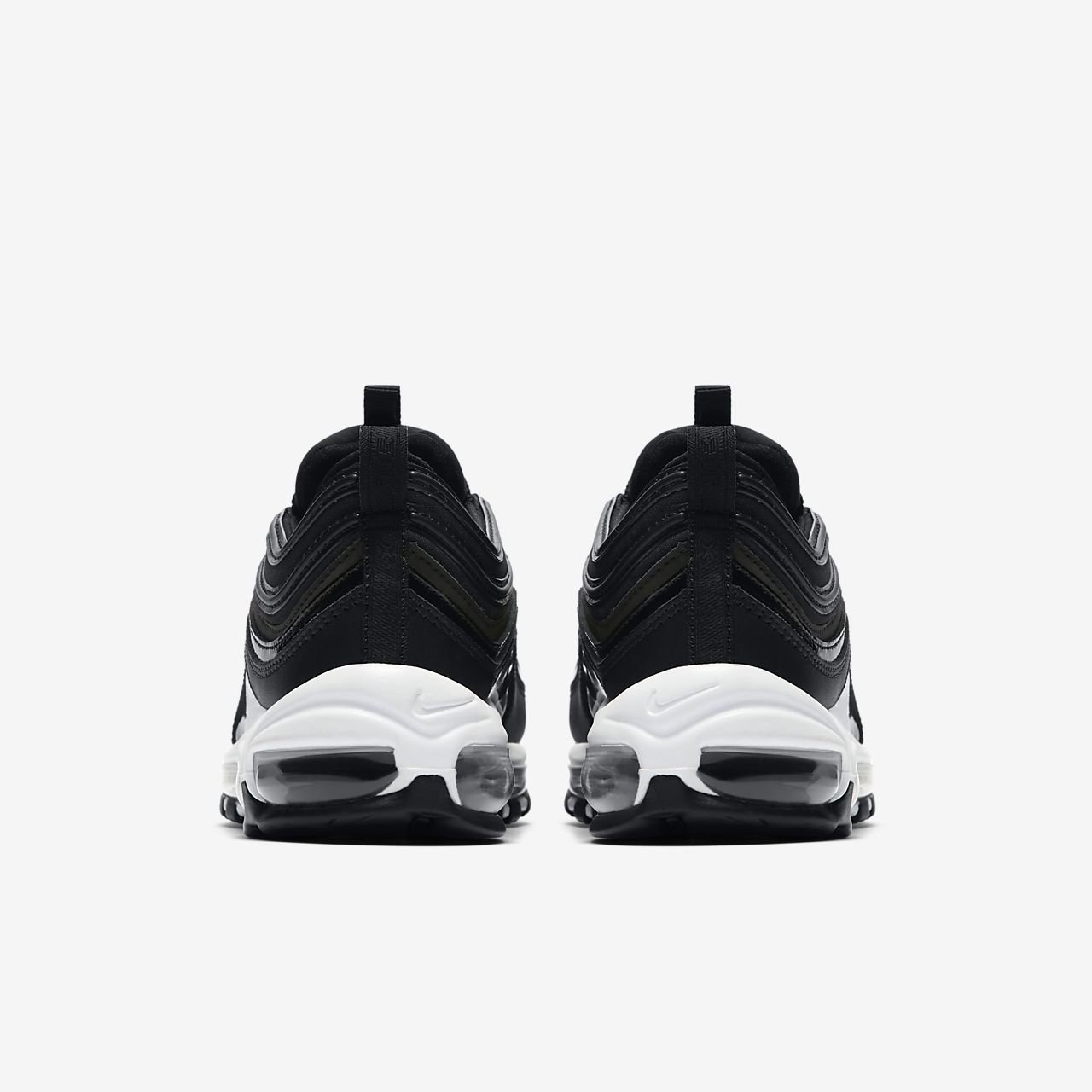 Női Nike Air Max 97 Premium Utcai Cipő Sötét Szürke Fekete ... 6def4a4264