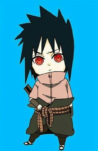 Naruto Sasukeuchiha Kawaii Cute Chibi Sasuke Chibi Sasuke Chibi Anime Naruto Sasuke Sakura