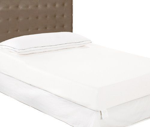 Textrade 6 Inch Responsive Memory Foam Mattress Full By Textrade