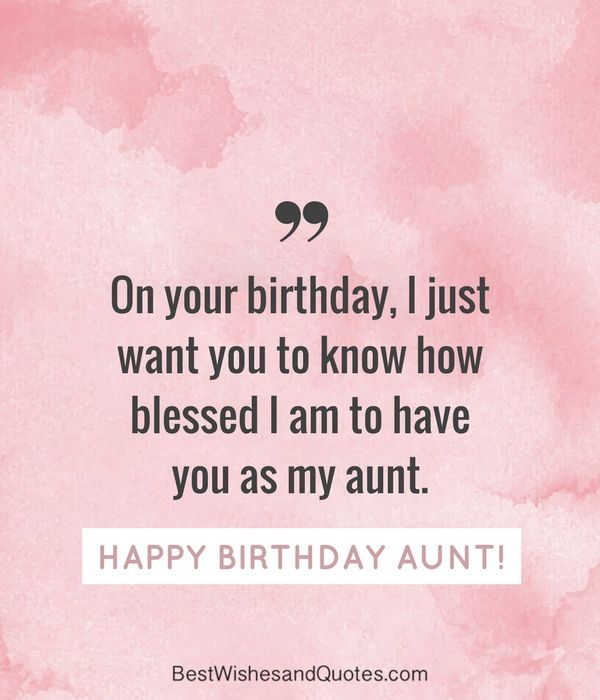 Happy Birthday Aunt Quotes Happy Birthday Aunt   35 Lovely Birthday Wishes that You Can Use  Happy Birthday Aunt Quotes
