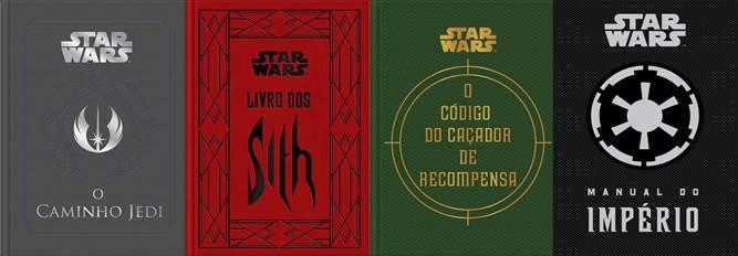 Livros Star Wars Bertrand Brasil