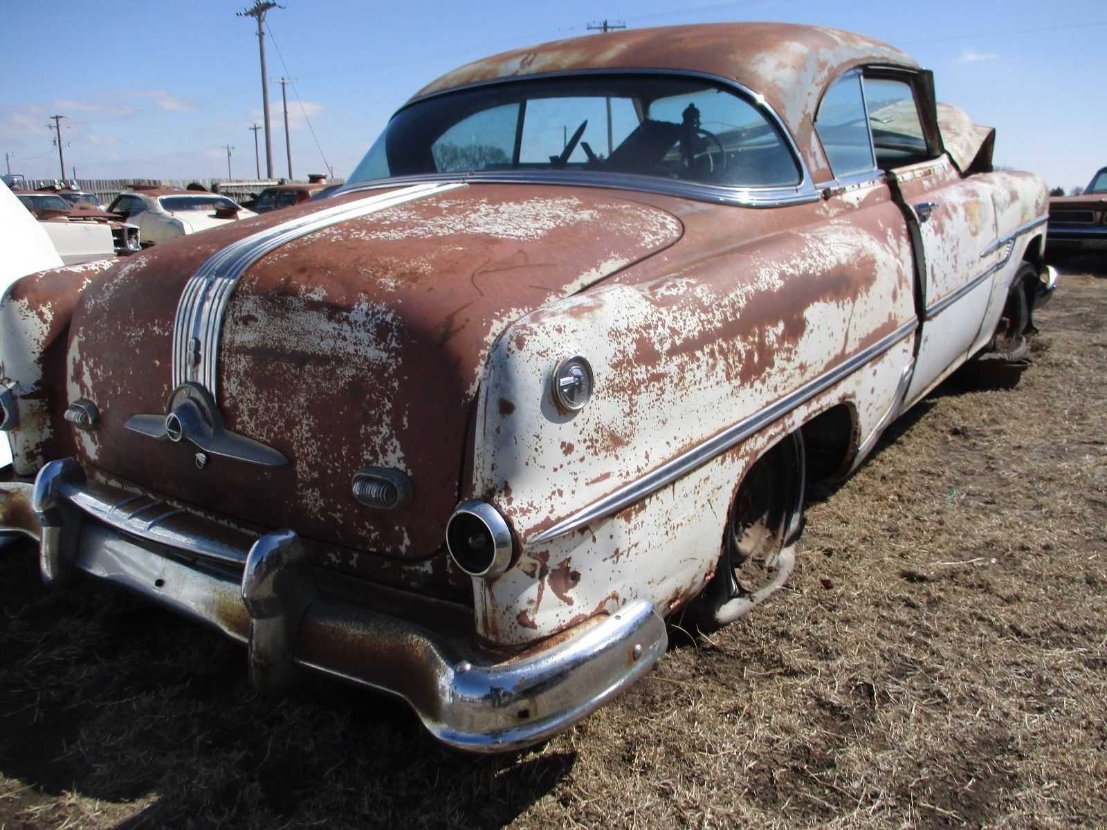 1953 Pontiac | Unrestored cars - 1960 and earlier (mostly ...