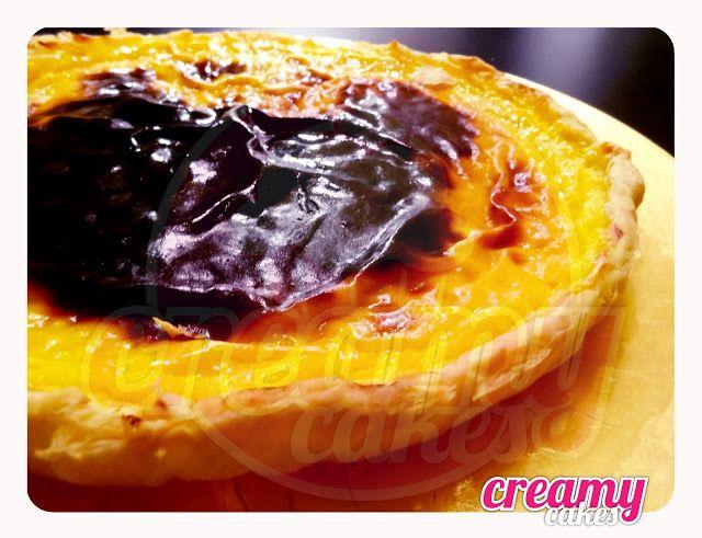 Tarte pastel de nata tarte la cr me recette portugaise creamy cakes cuisine portugaise - Cuisine portugaise la rochelle ...