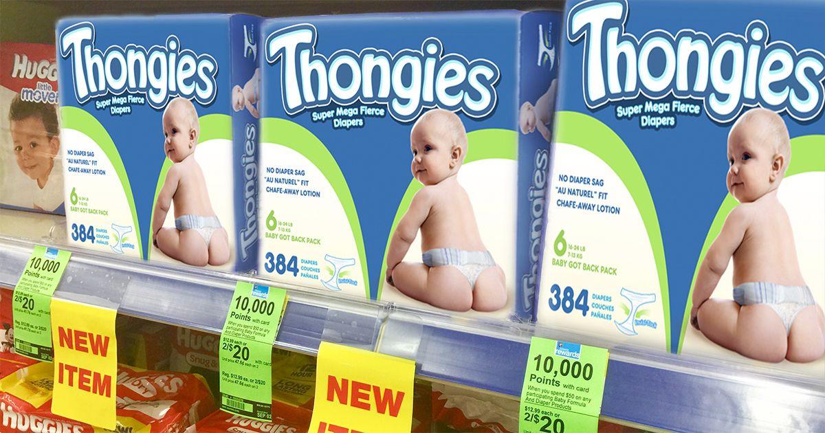 Did You Know On Average Babies Go Through Around 2 700