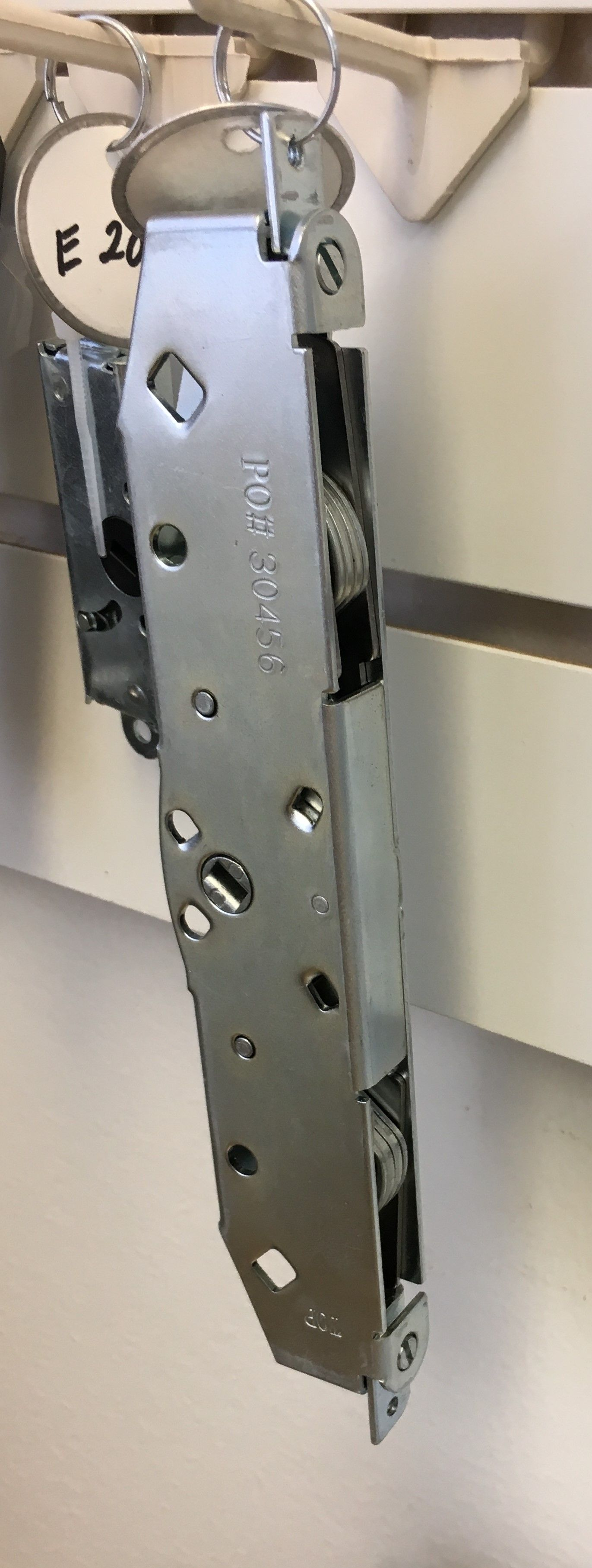 replacement double hasp mortise lock
