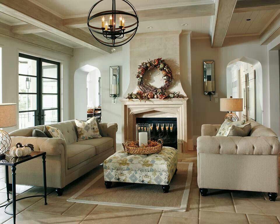 Ashley Furniture | Living room remodel, Home living room ...