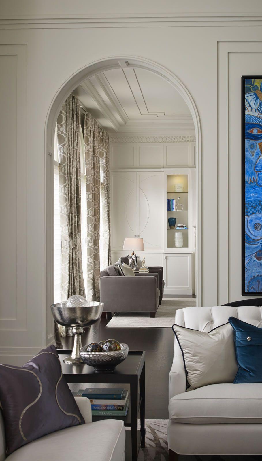 Burlington Interior Design Project Contemporary Classicism Classic Interior Design Classic Interior American Interior