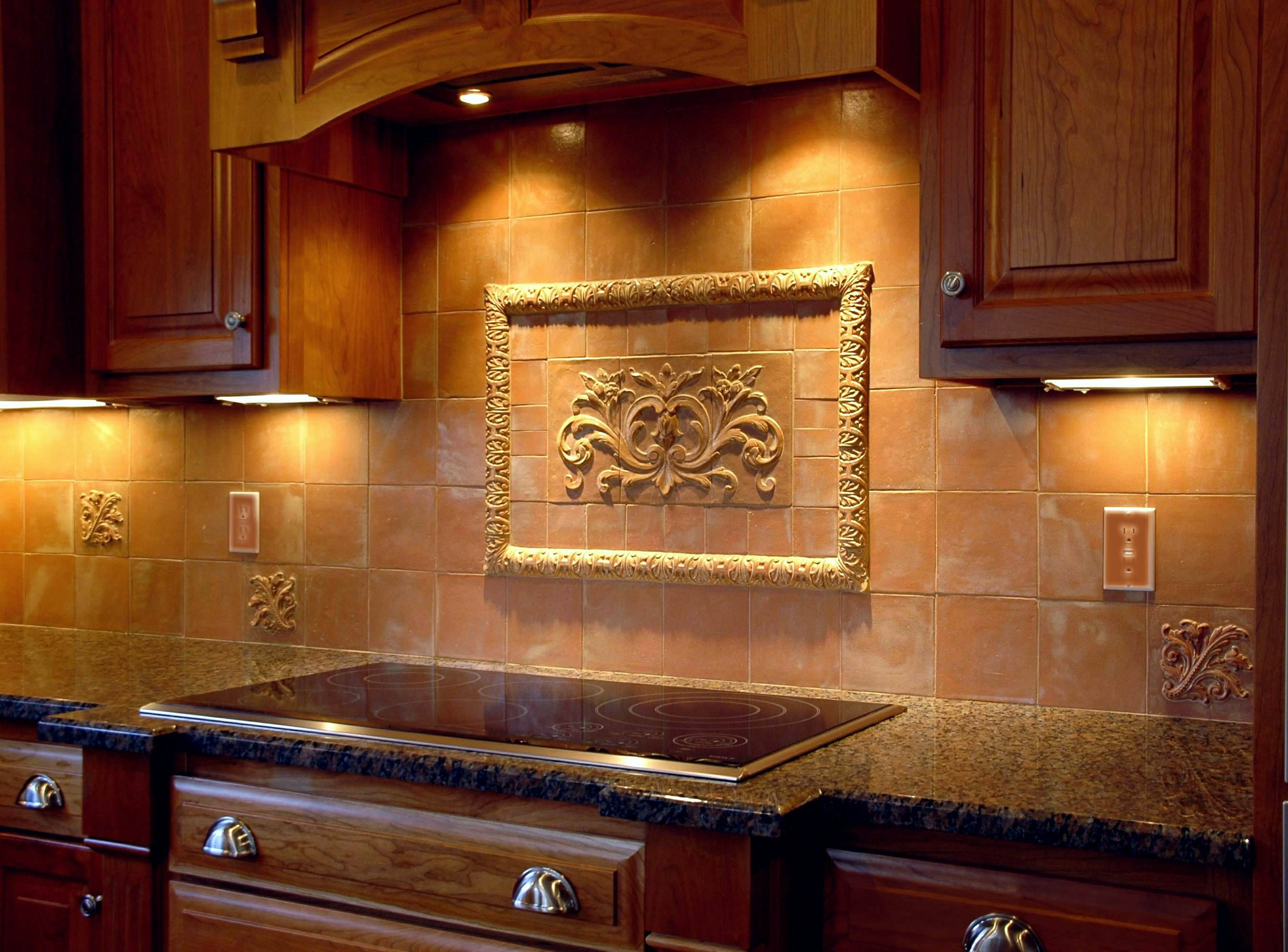 Decorative Ceramic Kitchen Wall Tiles