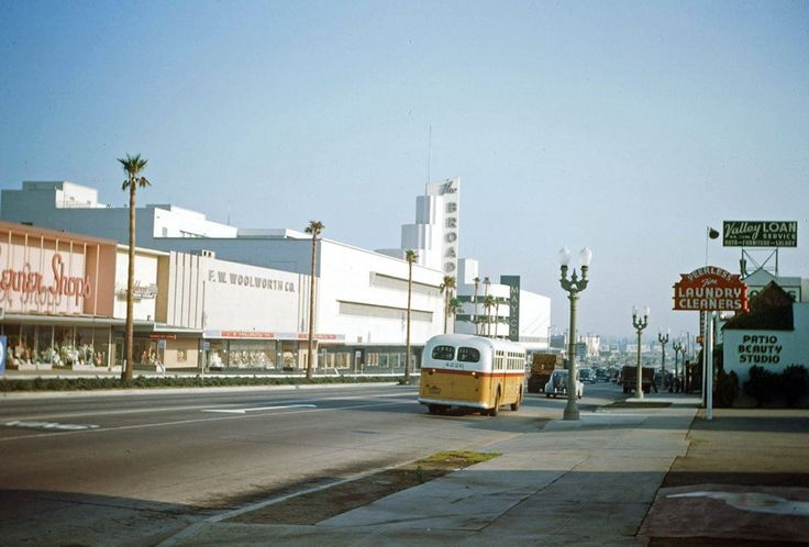 Woolworth Crenshaw Google Search Vintage Los Angeles
