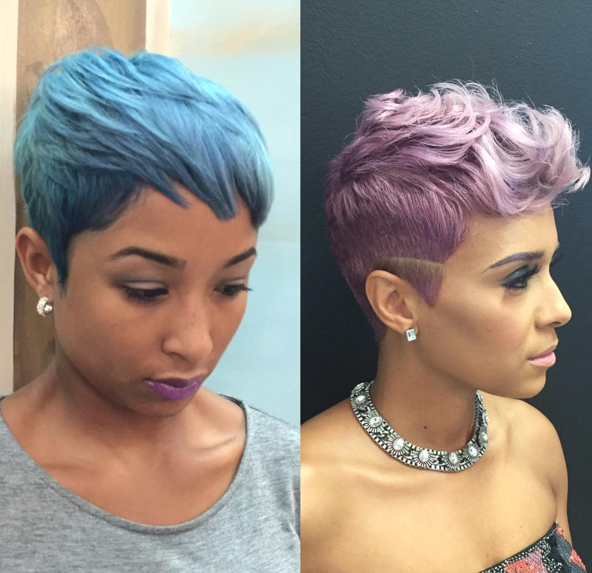 Statement colors by salonchristol blackhairinformation