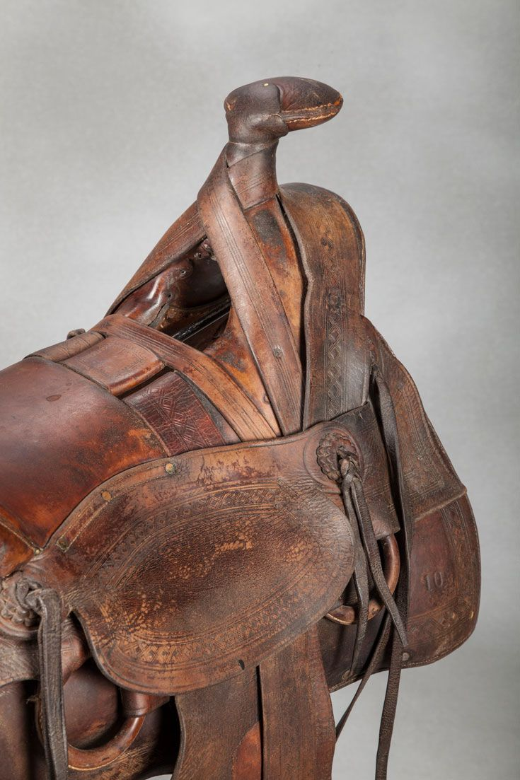 19th Century (1800s) Saddles and Tack