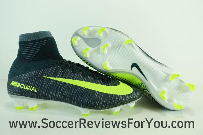 Mens Nike Mercurial Vortex Iii Cr7 Fg Football Boots