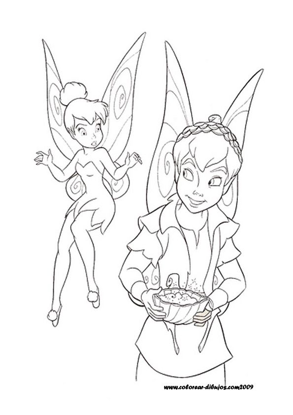 TinkerBell and Terence drawing | Tinkerbell and Terence <3 ...