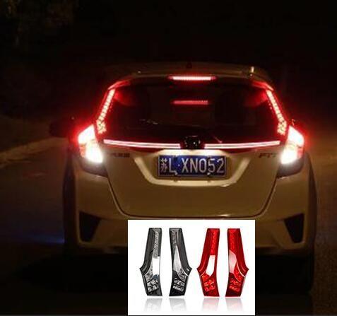 Car Styling 12V 10W ABS+LED Rear Running Tail Pillar Lamp
