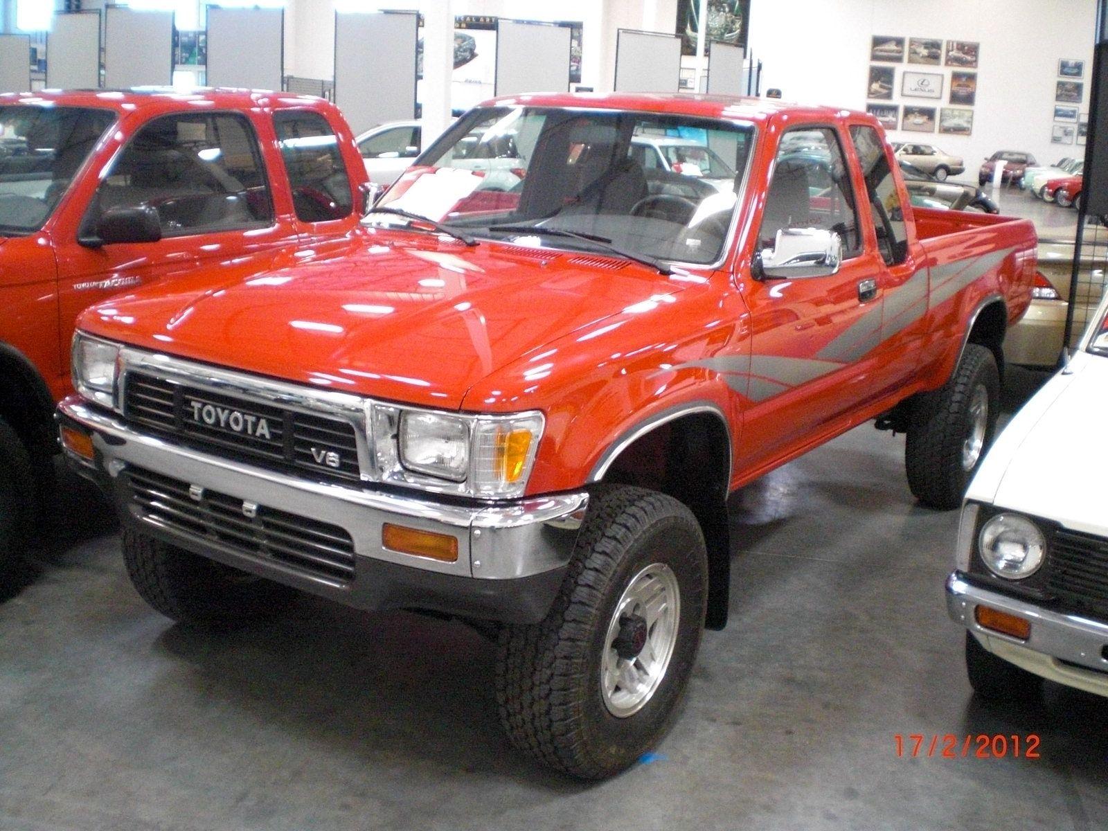 89 4x4 Sr5 Toyota Toyota Hilux Toyota Pickup 4x4