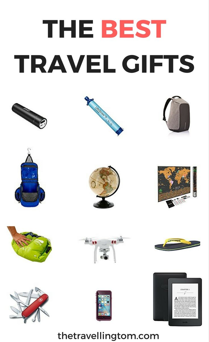 30 Best Travel Gifts 2020 Unique Gift Ideas For Travellers Best