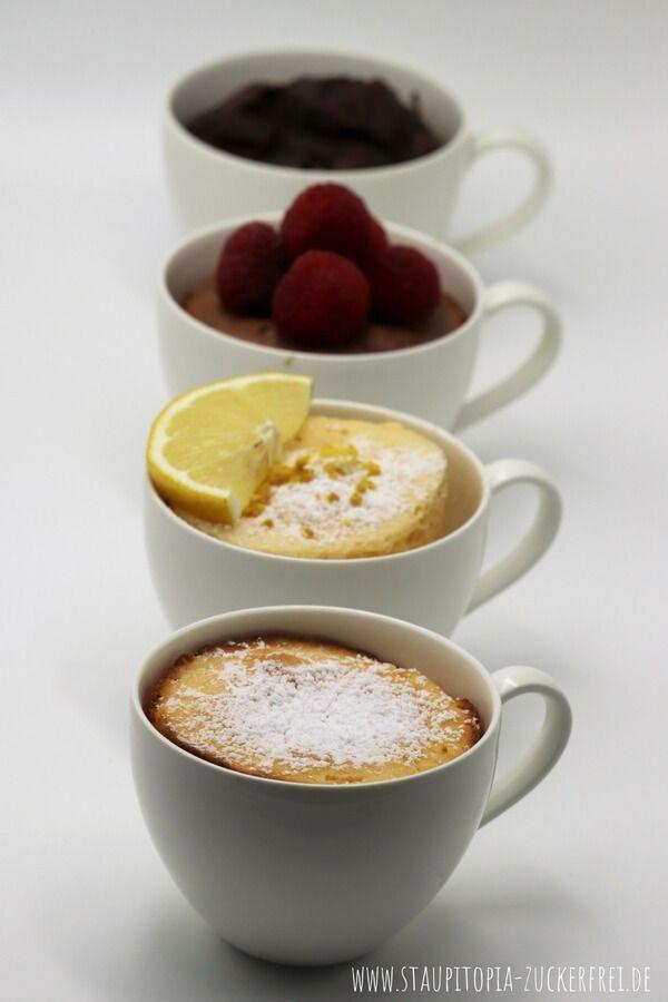 Low Carb Tassenkuchen – Grundrezept #lowcarbyum